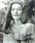 Barbara Shelley  Hand signed autograph (65)